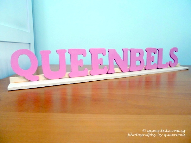 Queenbels Signboard