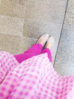 What I Wore On Lunar New Year Day 3