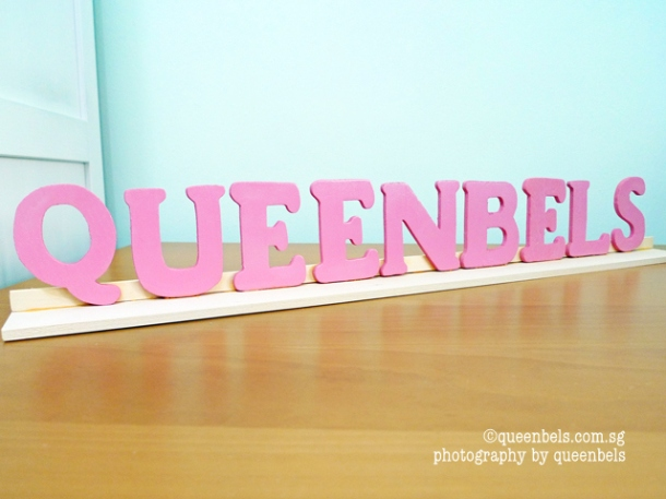Queenbels Signage