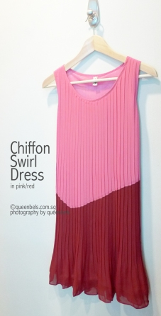 Chiffon-Swirl-Dress-in-Pink-Red