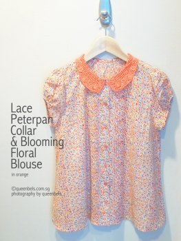 Lace-Peterpan-Collar-and-Blooming-Floral-Blouse-in-Orange