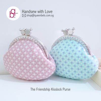 The Friendship Kisslock Purse