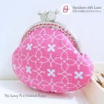 The Sassy Pink Kisslock Purse